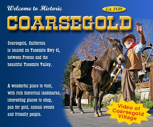 coarsegold personals We have collected the best sources for mariposa deals, mariposa classifieds, garage sales, pet adoptions and more find it via the americantowns mariposa classifieds.